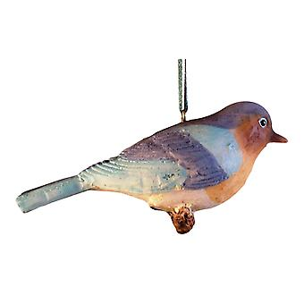 Backyard Pretty Bird Songbird Christmas Tree Holiday Ornament