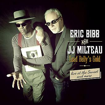 Eric Bibb and Jean-Jacques Milteau - Lead Bellys Gold [CD] USA import
