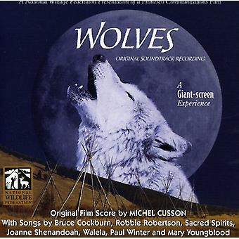 Various Artists - Wolves [CD] USA import