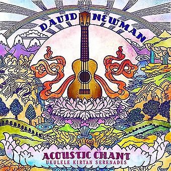 David Newman - Acoustic Chant: Ukulele Kirtan Serenades [CD] USA import