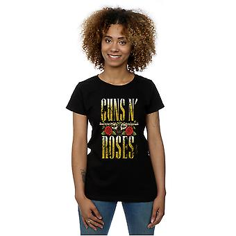 Guns N Roses Women's Big Guns T-Shirt