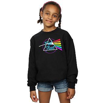 Pink Floyd Girls Neon Darkside Sweatshirt