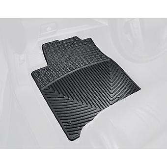 WeatherTech Trim to Fit Front Rubber Mats for Acura MDX, Black