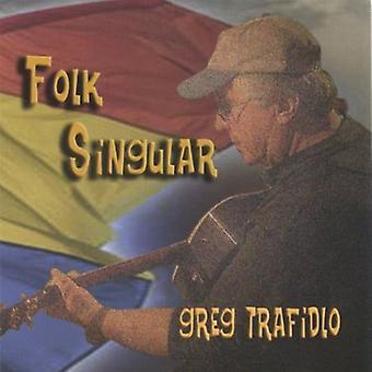 Greg Trafidlo - yhteistyötä kirjailijoiden onnettomuudessa [CD] USA tuonti