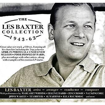 Baxter * Les - Baxter * Les: Sammlung 1943-62 [CD] USA importieren