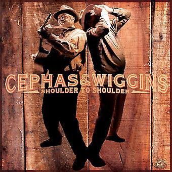 Importación de Cefas/Wiggins - hombro con hombro [CD] Estados Unidos