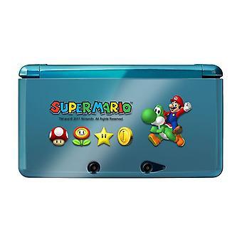 Pele e protetor de Hori Mario conjunto 3DS
