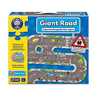 Orchard Toys gigant Road Jigsaw