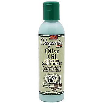 Africa's Best Organics Olive Oil Leave in Conditioner 6oz