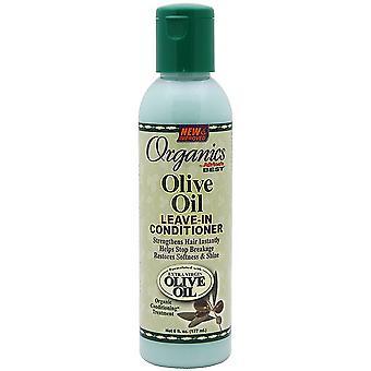 Afrikas bästa Organics Olive Oil Leave in Conditioner 6oz