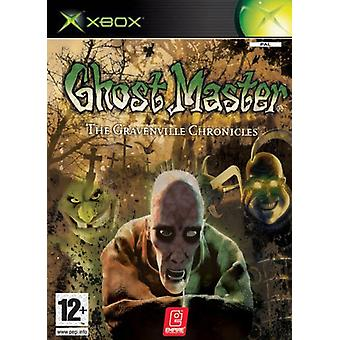 Ghostmaster The Gravenville Chronicles (Xbox) - New