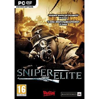 Sniper Elite (PC DVD) - Nouveau
