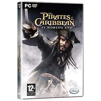 Pirates of the Caribbean At Worlds End (PC DVD) - New