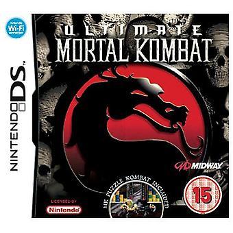 Ultimate Mortal Kombat (Nintendo DS) - New