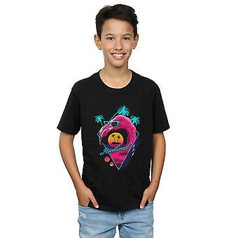 Винсент Тринидад мальчиков Rad Фламинго футболку