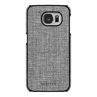 5 pakke - adopterte Soho Wrap tilfelle for Samsung Galaxy S6 - Ash Tweed/svart