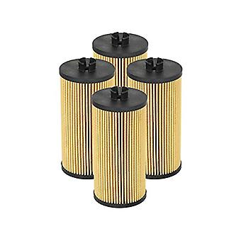 aFe Power Pro Guard 44-LF003-MB Pro GUARD D2 Oil Filter (Ford), 4 Pack