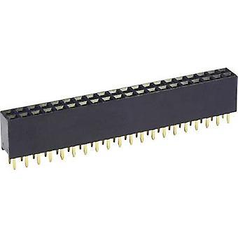 ECON verbinden Behälter (Standard) Nein. Zeilen: 2 Pins pro Zeile: 17 BL17 / 2G 8 1 PC