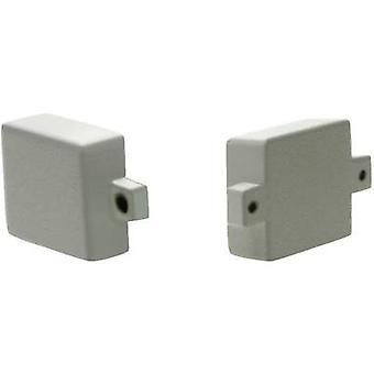 Strapubox MG 23-0GR Modular casing 28 x 23 x 10 Acrylonitrile butadiene styrene Grey 1 pc(s)