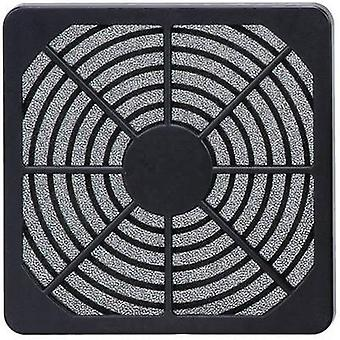 Filtreli Akasa GRM120-30 PC fan ızgarası 120 x 120 mm