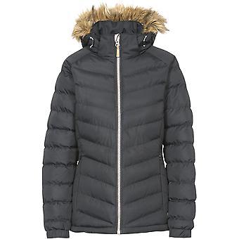 Transgressão das mulheres/senhoras Nadina impermeável respirável com capuz casaco jaqueta