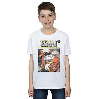 Pink Floyd garçons en difficulté T-Shirt Comic couverture