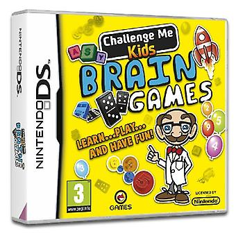 Challenge Me Kids Brain Games (Nintendo DS) - Fabrik versiegelt