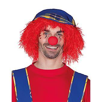 ♥♥ Red unisex wig