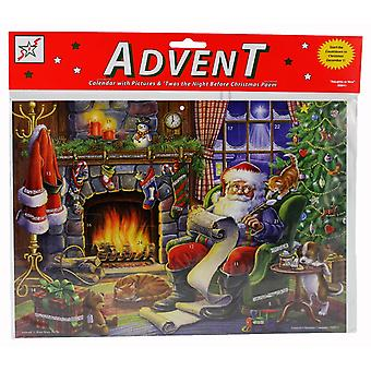 Naughty or Nice Advent Calendar