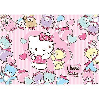 Hello Kitty seinä Decor 254 x 184 cm