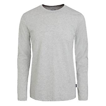 Jockey USA originaler langærmet T-shirt - grå