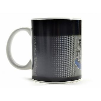 Newcastle United FC Heat Changing 0.3kg Boxed Mug
