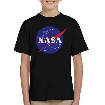 Koszulka dziecięca Classic insygnia NASA