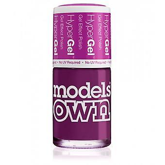 Models Own Hyper Gel Purple Orchid 14ml