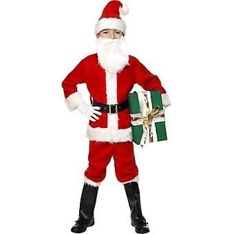 Santa Costume, Child, Large Age 10-12