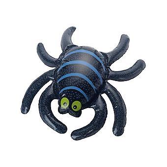 Inflatable Spider, Black, 44cmx34cm / 17inchx13inch