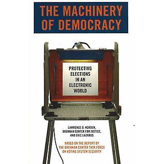 Koneiden demokratia - suojella vaalien sähköisen WOR