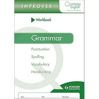 Quickstep English Workbook Grammar Improver Stage by Sue Hackman - 97