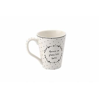 Sent And Meant Theres No Place Like Home Mug