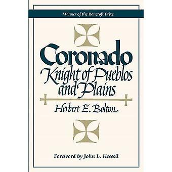 Coronado - ridder av Pueblos og Plains (4) av Herbert Eugene Bolto