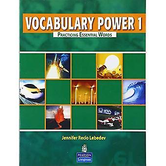 Energía de vocabulario: Nivel 1: practicando palabras esenciales