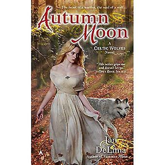 Luna de otoño (novela de lobos celta)