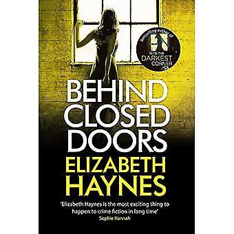 Bakom stängda dörrar (Detective Inspector Louisa Smith)