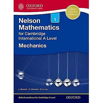 Mekanik 1 för Cambridge International A nivå