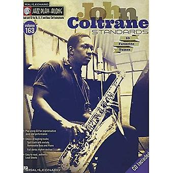 Jazz Play-Along Volume 163: John Coltrane normen (Hal Leonard Jazz Play-Along)