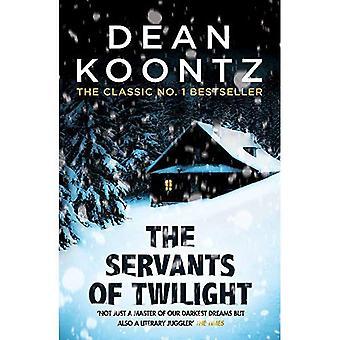 Os servos de Twilight: um thriller sombrio e compulsivo