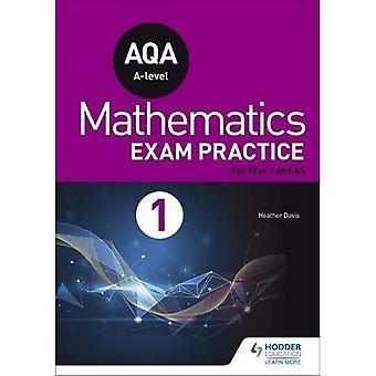 AQA år 1/AS matematikk eksamen praksis
