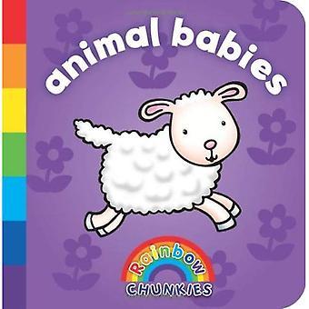 Dierlijke babys (Rainbow Chunkies)