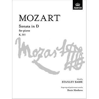 Sonate in D K. 311 (Signature Series (ABRSM))