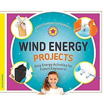 Wind Energy Projects: Easy Energy Activities for Future Engineers! (Earth's Energy Experiments)